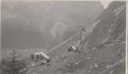 Photographie - Camp Scouts Scoutisme - Grenoble Maison Forte Rabot Et Fort De La Bastille - Lot De 4 Photographies - Photographie