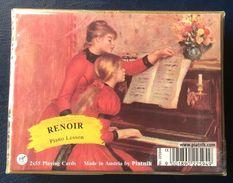 Renoir, Playing Cards, Piatnik, Austria, New, Sealed, 2 Decks - Playing Cards (classic)