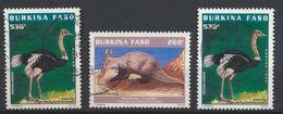 °°° BURKINA FASO - Y&T N°1051G/H - 1998 °°° - Burkina Faso (1984-...)