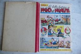 Les Belles Histoires De NANO Et NANETTE   Album N°1  (11 Scans)     / J 42 - Books, Magazines, Comics