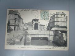 CPA 14 BAYEUX LE PONT SAINT MARTIN  HALLE AU POISSON - Bayeux