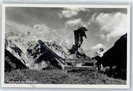 51020460 - Berge Bindalm - Ansichtskarten