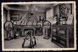 RENAIX - RONSE - MUSEE DE FOLKLORE MUSEUM Nr. 5 - SALLE DES GILDES - ARMES - FUSIL  - Carte Vierge - Ronse