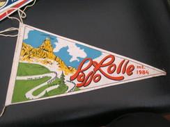 GAGLIARDETTO PASSO ROLLE - Advertising