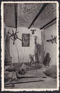 RENAIX - RONSE - MUSEE DE FOLKLORE MUSEUM Nr. 13 - VANNERIE - MANDENMAKERIJ  - Carte Vierge - Ronse