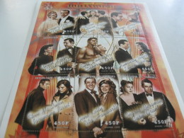 Senegal-1999-cinema,film-Hollywood Actors,actresses-Clark Gable-MI.1824-32 - Senegal (1960-...)