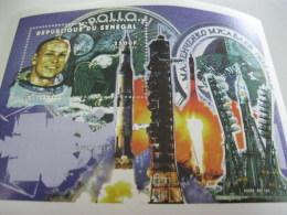 Senegal-1999-space-rockets-bl.97 - Senegal (1960-...)