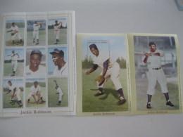 Senegal-1999-sports-baseball-Jackie Robinson - Senegal (1960-...)