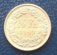 1/2 F. 1969, Switzerland - Switzerland