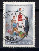 FINLANDE. - 1035° - CENTENAIRE DE L'ARMEE DU SALUT - Finlande