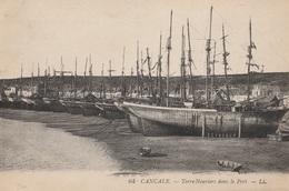 Terre Neuvier Dans Le Port De Cancale - Pesca