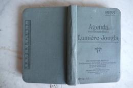 AGENDA LUMIERE =JOUGLA De 1928  / J 43 - Fotografie