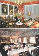 77. Gf. BROLLES-BOIS-LE-ROI. Hostellerie De La Forêt. 2 Vues - Bois Le Roi