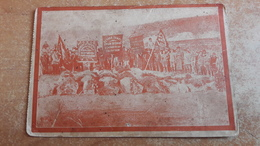 Soviet Union 1920. Funeral Of Whiteguard Terror. - Russia