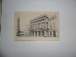 Tirlemont - Thienen - Tienen   :     L'Hôtel De Ville - Tienen