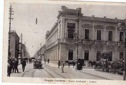 Reggio Calabria - Corso Garibaldi - - Reggio Calabria