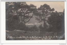 91 - St-cheron - Photo Souchay - Butte St-nicolas - Moulin Des Herbages - Chateau De Baville - Saint Cheron