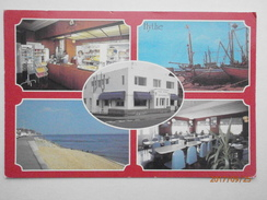 Postcard The Four Winds Restaurant West Parade Hythe Kent My Ref B21974 - Hotels & Restaurants