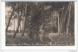 91 - St-cheron - Photo Souchay - Chateau Du Marais 07 - Saint Cheron