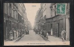 CPA - PARIS - Rue Des Cendriers - Circulé En 1909 - TTB (Lot 324) - Paris (20)