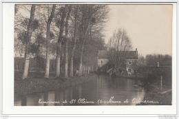 91 - St-cheron - Photo Souchay - Crevecoeur - Ferme - Saint Cheron