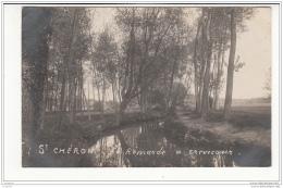 91 - St-cheron - Photo Souchay - Crevecoeur - La Remarde - Saint Cheron