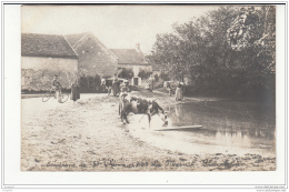 91 - St-cheron - Photo Souchay - Le Mesnil-blancheface - Saint Cheron