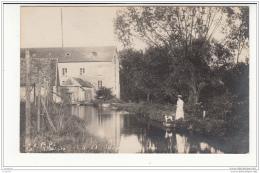 91 - St-cheron - Photo Souchay - Moulin Des Herbages - Saint Cheron