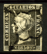 España Nº 1. Año 1850 - Usados