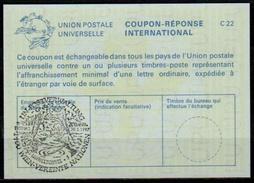 UNITED NATIONS VIENNA UNO WIEN UMWELTGIPFEL +5  30.05.97 Int. Reply Coupon Reponse IRC IAS Antwortschein La25 - Umweltschutz Und Klima