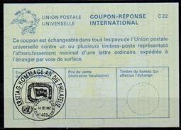 UNITED NATIONS VIENNA  UNO WIEN  PHILATELIE 14.10.97 On International Reply Coupon Reponse IRC IAS Antwortschein La25 - Philatelie & Münzen