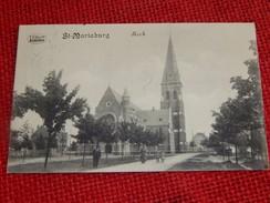 SINT MARIABURG - ANTWERPEN  -    Kerk - Antwerpen