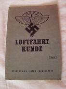 Luftfahrtkunde Fascicule N°2 (1944) - 5. Guerres Mondiales