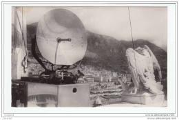 Monaco - Musee Oceanographique - Antenne Du Radar Sur La Terrasse - Museo Oceanografico