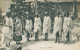 SOMALIE - Des Danseuses - - Somalie