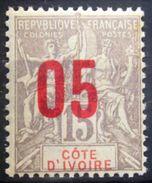 COTE D'IVOIRE                 N° 36                  NEUF** - Unused Stamps