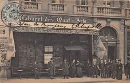 75- PARIS 17  / 75974 - Cabaret Des Quat Z Arts - Boulevard De Clichy - Beau Cliché Animé - Arrondissement: 17