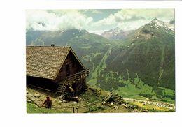 Cpm - 73 - En Haute Maurienne - Refuge Du Cuchet Col Mont Cenis - 1979 - Andere Gemeenten
