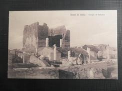 SCAVI DI OSTIA - TEMPIO DI VULCANO - Italia