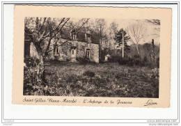22 - St-gilles-vieux-marche - Auberge De La Jeunesse - Saint-Gilles-Vieux-Marché