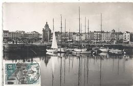 CPSM Format CPA . LA ROCHELLE - LE PORT . CARTE AFFR SUR RECTO - La Rochelle
