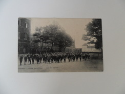 Tournai (Doornik)  :   Collège N.D. - Tournai