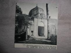 Origineel Knipsel ( 797 ) Uit Tijdschrift :  Grimmingen   1934 - Documentos Antiguos