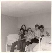 Vintage Girl Home Original Photo - Pin-ups