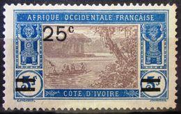 COTE D'IVOIRE                 N° 74                 NEUF* - Unused Stamps