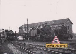 Locos 151 TC 751 Et 758, à L'annexe Traction De Bobigny (93) - - Equipment
