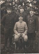 Carte Photo - Prisonnier De Guerre Du Camp De HALMELN - L 1002 - Guerre 1914-18