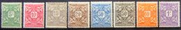 COTE D'IVOIRE                 TAXE 9/16                    NEUF** Et NEUF* - Unused Stamps