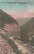 Near Waterburry. On The Ideal Tour, Approaching Waterbury, Through The Naugatuck Valley. The Elton. 1919. - Etats-Unis