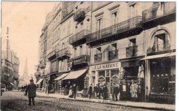 Clermont-Ferrand - La Rue Saint LOUIS - Magasin De Cartes Postales A LA HAVANE Et Commerces- TBE+ - Clermont Ferrand